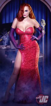Jessica Rabbit from Who Framed Roger Rabbit by Jeffach