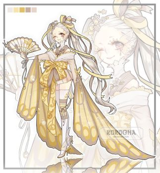 [AUCTION] May Adopt ::CLOSED:: by Rurucha