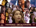 [PNG PACK] MAMAMOO - Decalcomanie MV Screenshot #2 by Bears-and-Cookies