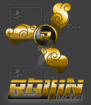 Commission: Raijin Racing Logo by EspionageDB7