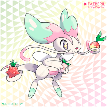 Berry Contest Entry: Faeberil by LuisBrain