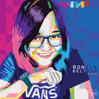 First WPAP: My Sister-in-Law Ronila by ambdesignsph