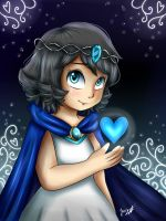 Sincerity -Undertale OC Odette- by Jany-chan17