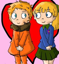 Kenny loves kelly by lizzy1221