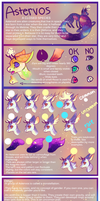 Astervos Guide / Reference by seasidedragon