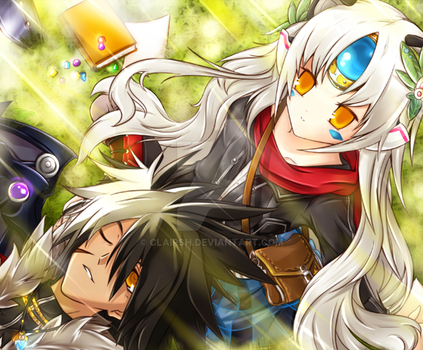 [Elsword] Relaxed by ClairSH