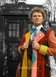 Sixth Doctor Edit 1 by PrettyKitty93
