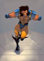 wolverine prev by danimation2001