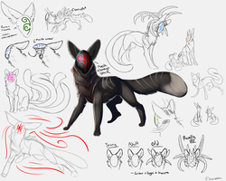 Runeheads ??? species concept by Soulsplosion