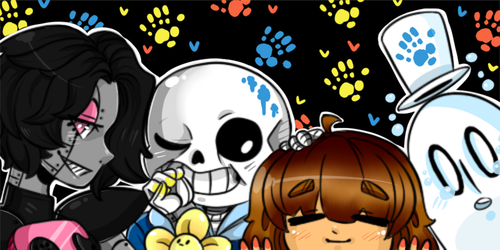 Banner Contest Entry: Bigger version by DarkMagic-Sweetheart