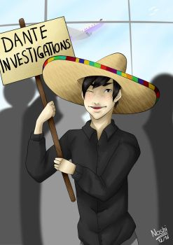 Deep Web Babygirl - Willkommen in Mexico! by Noshi-Chan