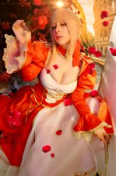 Nero Claudius - Fate Extella by Mad-Hatter----X