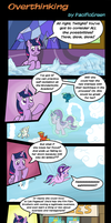 MLP: Overthinking by PacificGreen