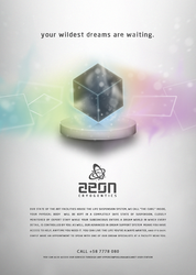 AeonCryogenics Class Project 2 by mgilchuk