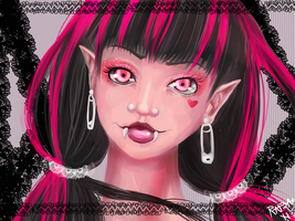 Monster High-What? by ShiChel