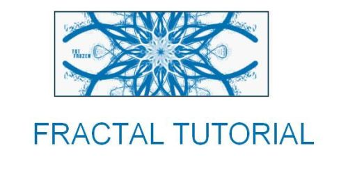 Fractal Tutorial by FISHBOT1337