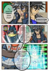 Yu-Gi-Oh! - D-Stortion - Capitulo 14 - Pagina 10 by threatningroar
