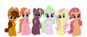 Recolor adopts! by star4567980