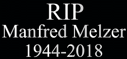 RIP Manfred Melzer 1944-2018 by EarWaxKid