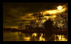 Golden Morning by lowapproach