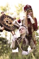 Steampunk - 'In the name of the queen' by TemGaa