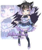 36H Kemonomimi Adoptable Auction 15 [CLOSED] by nafurachan