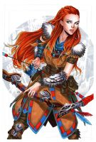 Aloy by CottonyHotchkiss