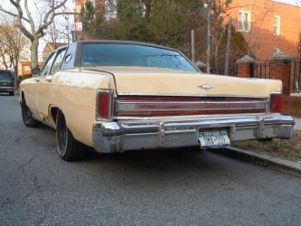 1976 Lincoln Continental VI by Brooklyn47
