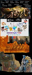 Amazing Regular Time fan made movie poster by PeteDRaptor