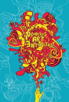 Doodlers Art Enthusiast by oliversantiago