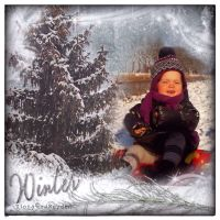 WINTER TIME by IME54-ART