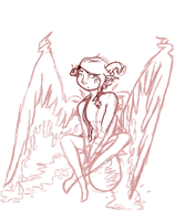 Literally Satan.PNG (WiP) by Liepardhugs