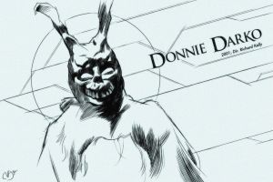 31 Days of Horror: Donnie Darko by Deimos-Remus