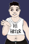 Hi Hater by lynels