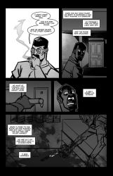 The Girl Out My Window - Page 18 by agamarlon