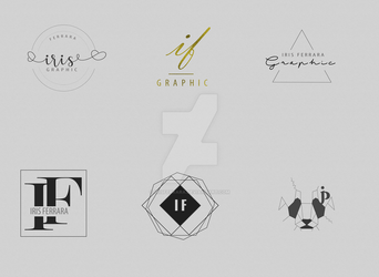 Personal Logo idea by IrisFerrara