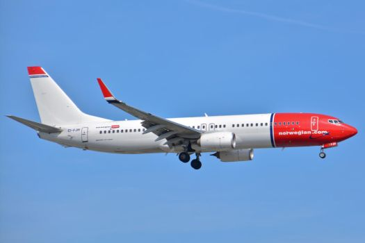 EI-FJH - Boeing 737-8JP - Norwegian Air Int. by mysterious-one