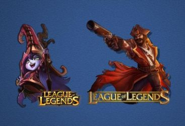 Games - Icons - League of Legends by Ailayna