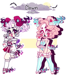 Day 15: Clown - CLOSED - by jawlatte