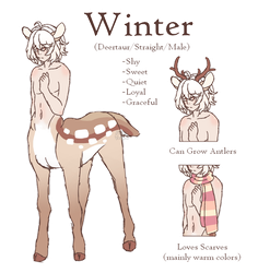 Winter by Points-for-Fritty