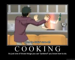 Motivational P: Cooking by TMNTISLOVE