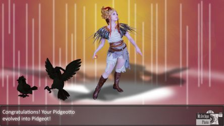 Fun with Photos - Pidgeot by MrJechgo