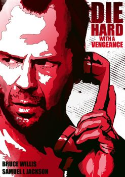 Die Hard|Alternative poster by Psycool