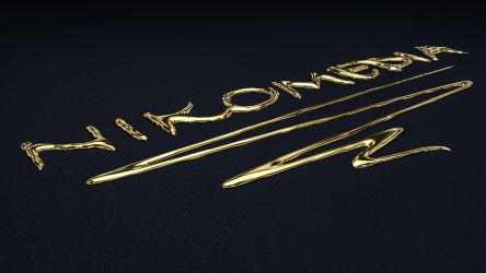 Liquid Gold (include C4D-Projectfile and Tutorial) by NIKOMEDIA