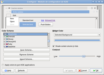 KDE3-Clearlooks-Colors by DDZ57