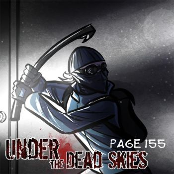 Under the Dead Skies 155 by lunajile