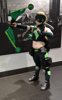 Green Arrow Cosplay (1) by masimage