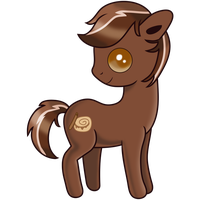 PC: Cinnamon Twirl - Chibi by Squeemishness