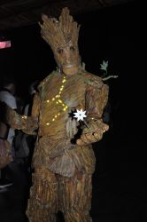 Groot at FACTS 2015 by KillingRaptor