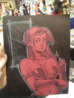 SDCC 10 sketch Fan-created by thejeremydale